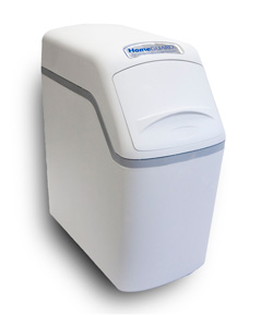 HomeGuard Compact Water Softener